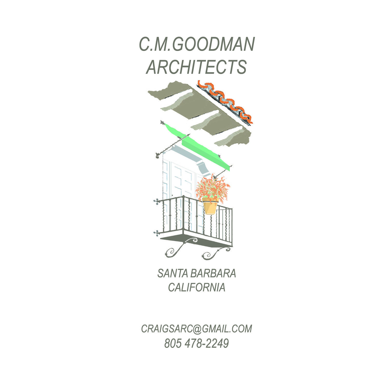 C.M.  GOODMAN ARCHITECTS