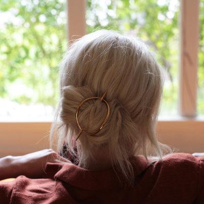 Lunula Hair Bun