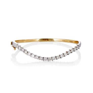 Diamond Simplicty Bracelet