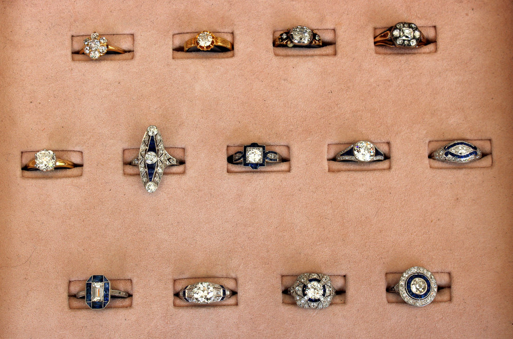 A treasure box of jewels at Erstwhile