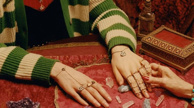 Gucci to Branch Into High-End Jewellery - REUTERS | SARAH WHITE11.30.2018The Italian fashion label will branch into high-end jewellery with a collection in 2019.