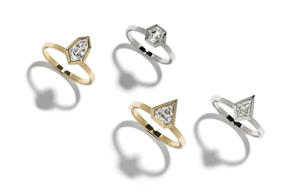 Spectacular diamonds - Photo courtesy of Azlee