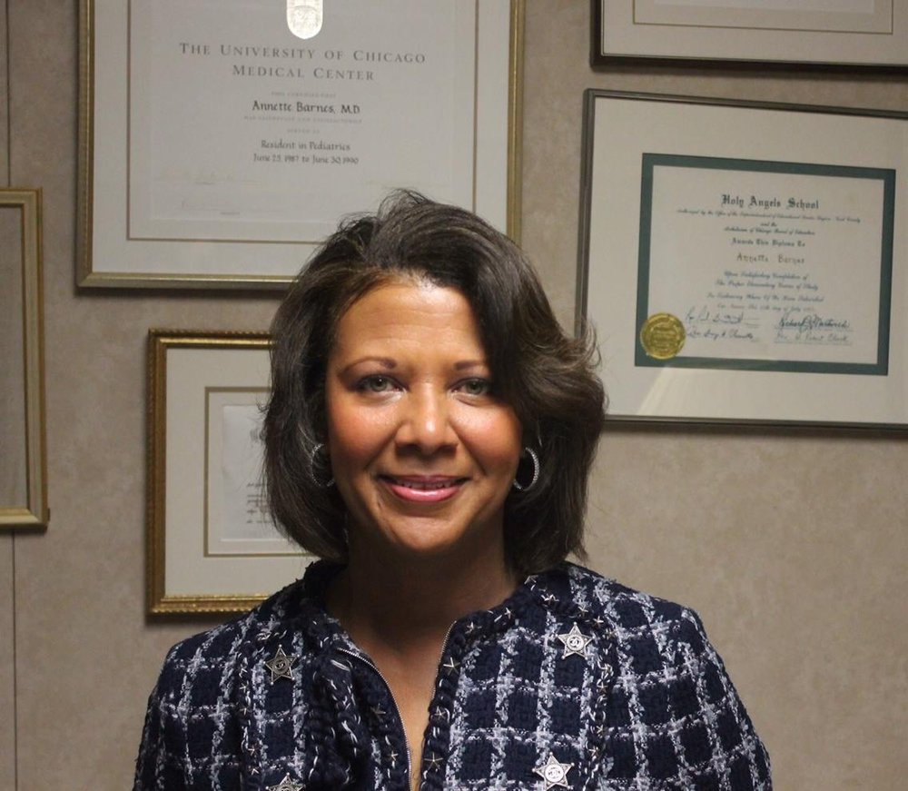 Annette Barnes, MD