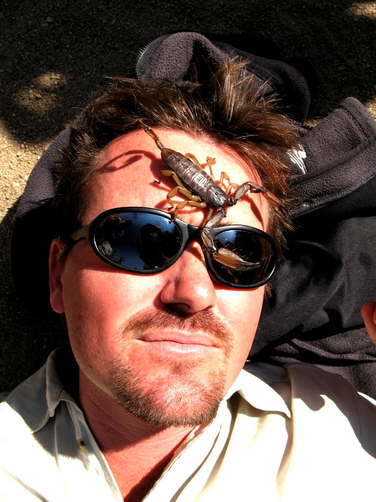 Marc being Marc....jpg