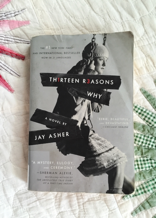 Review Thirteen Reasons Why By Jay Asher Emilee Reads