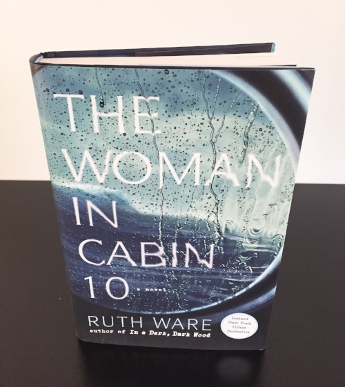 Review The Woman In Cabin 10 By Ruth Ware Emilee Reads