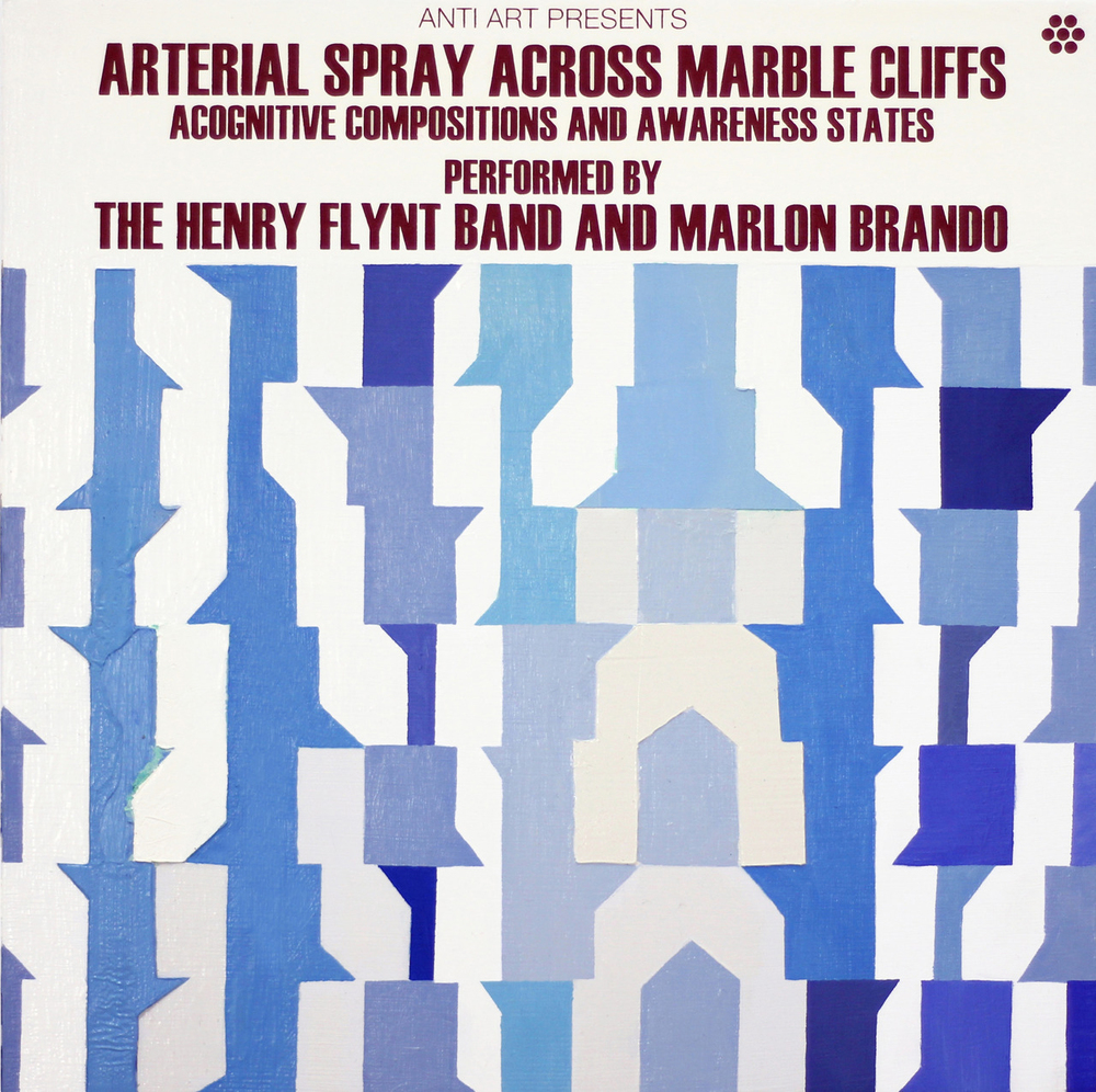Henry Flynt Band with Marlon Brando-Arterial Spray Across Marble Cliffs-1966