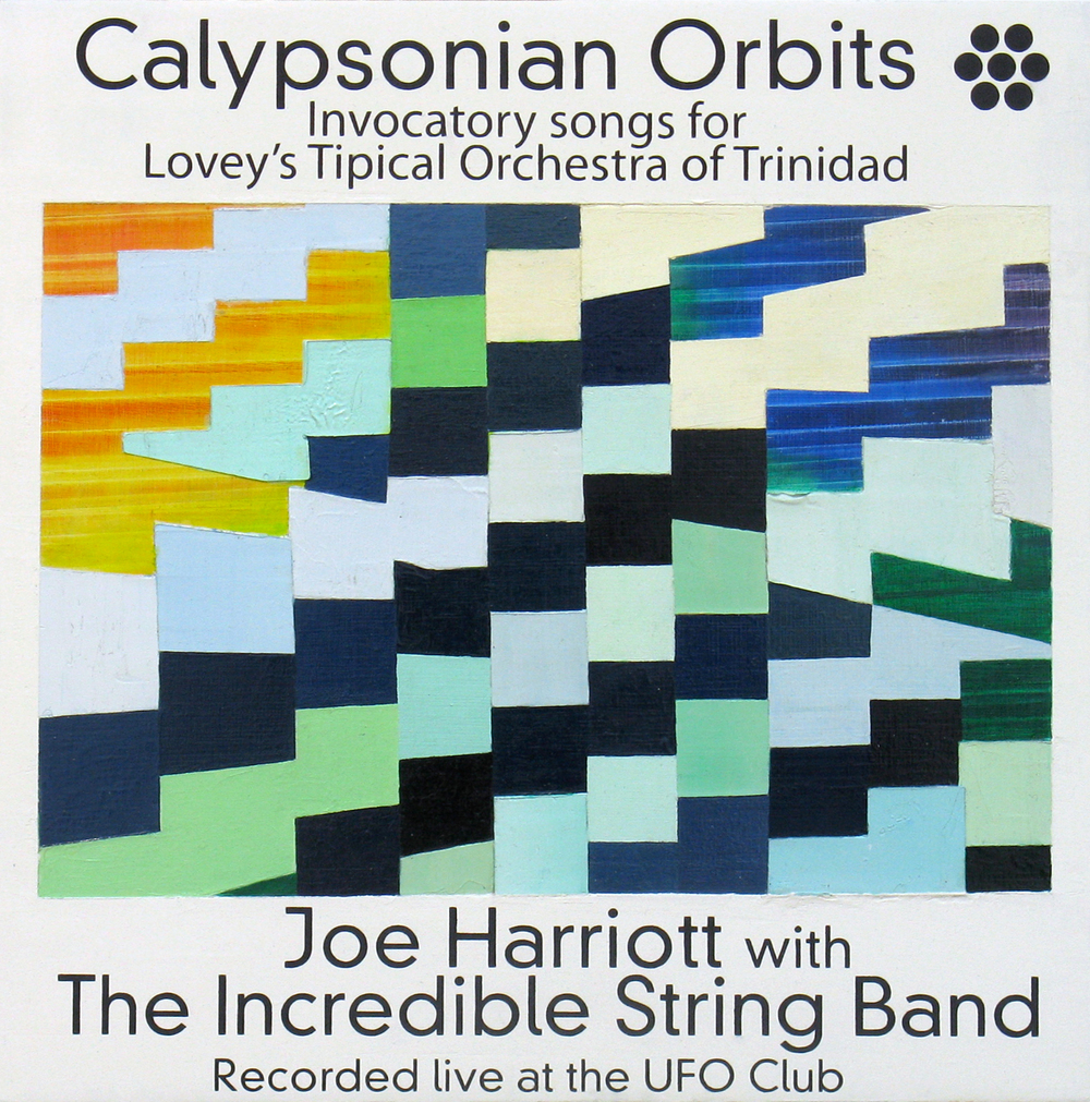 Joe Harriott with The Incredible String Band-Calypsonian Orbits-1967