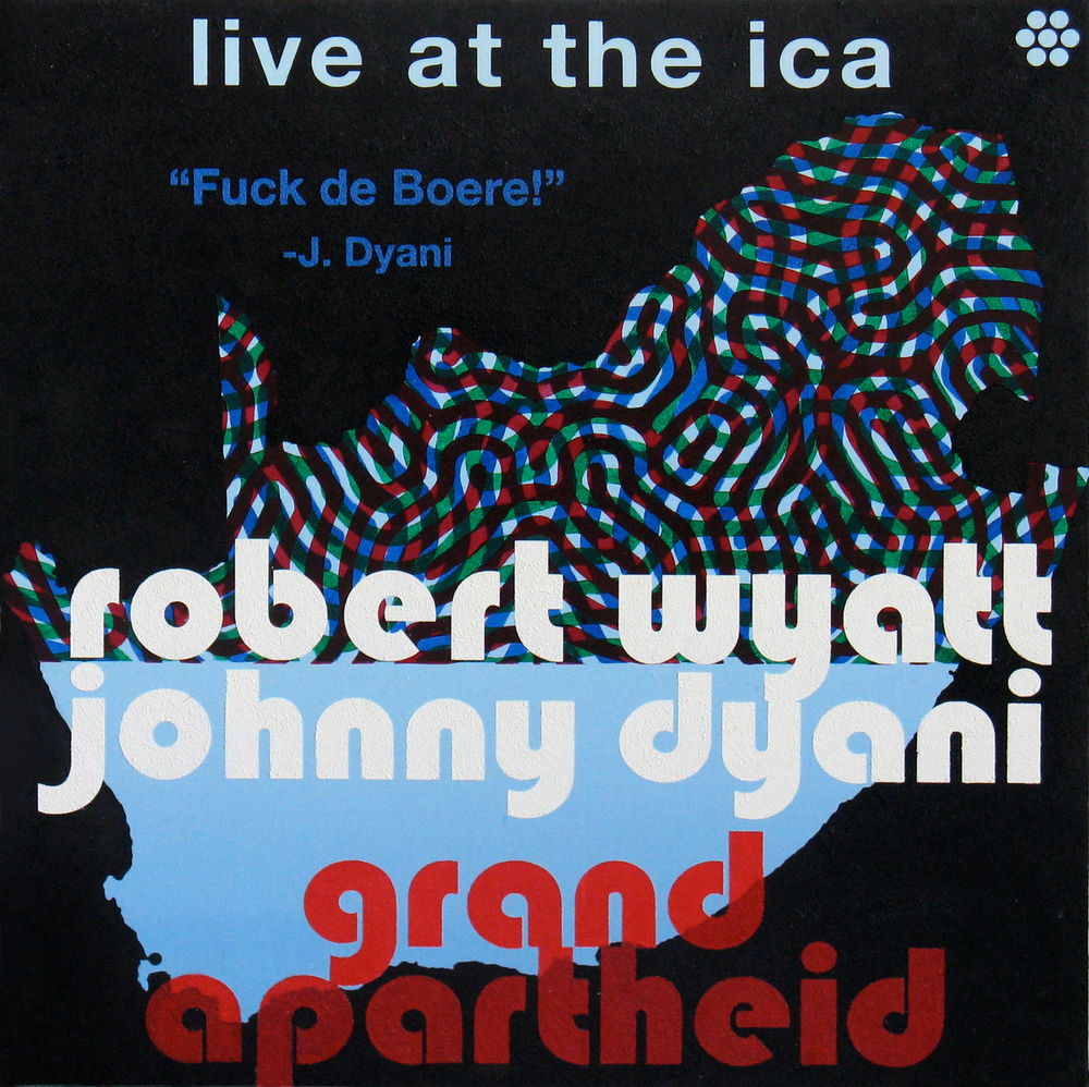 Robert Wyatt and Johnny Dyani-Grand Apartheid-1980