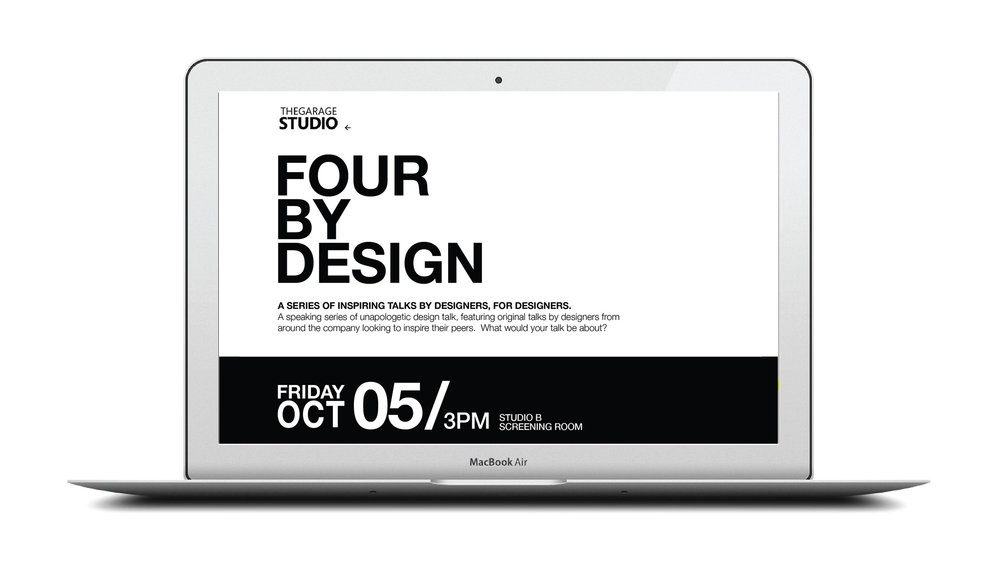 Four by Design Website