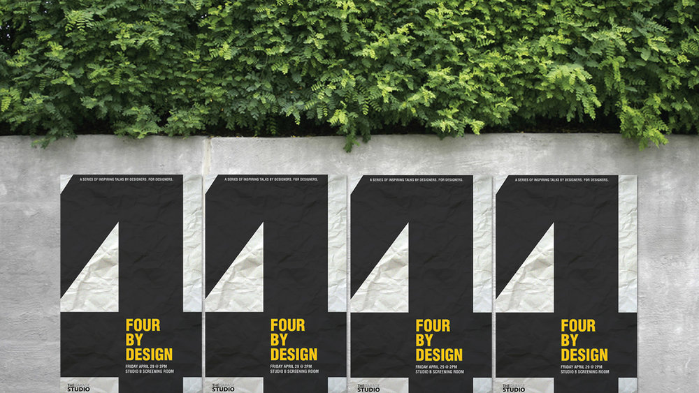Four by Design on Wall
