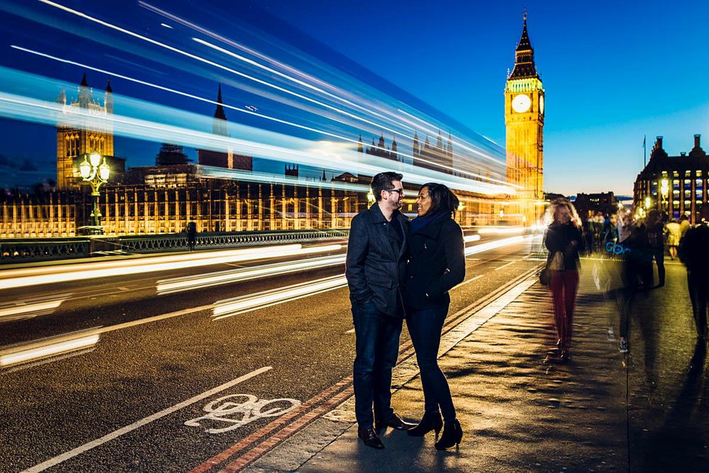 Big-ben-night-engagement-session