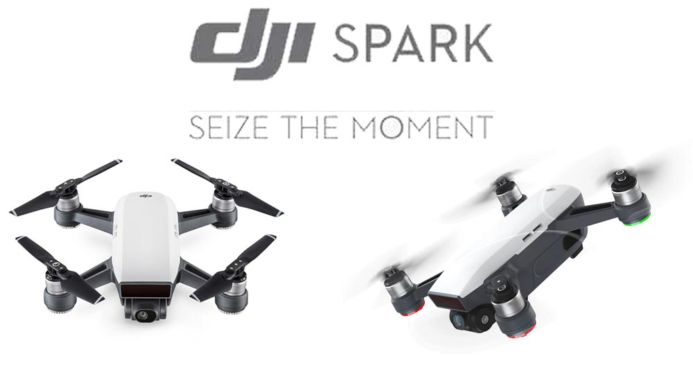 Why The DJI Spark Is Best Drone You Can Buy Beginner