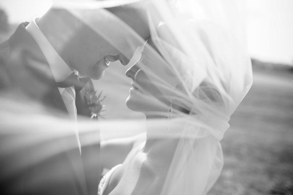 bride-and-groom-under-veil