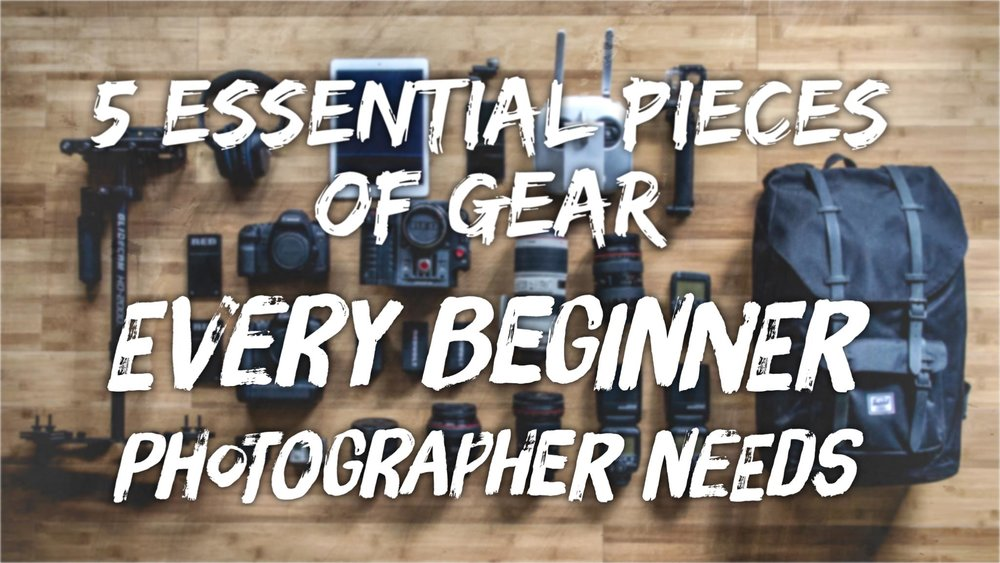 best-photography-gear-beginners-title