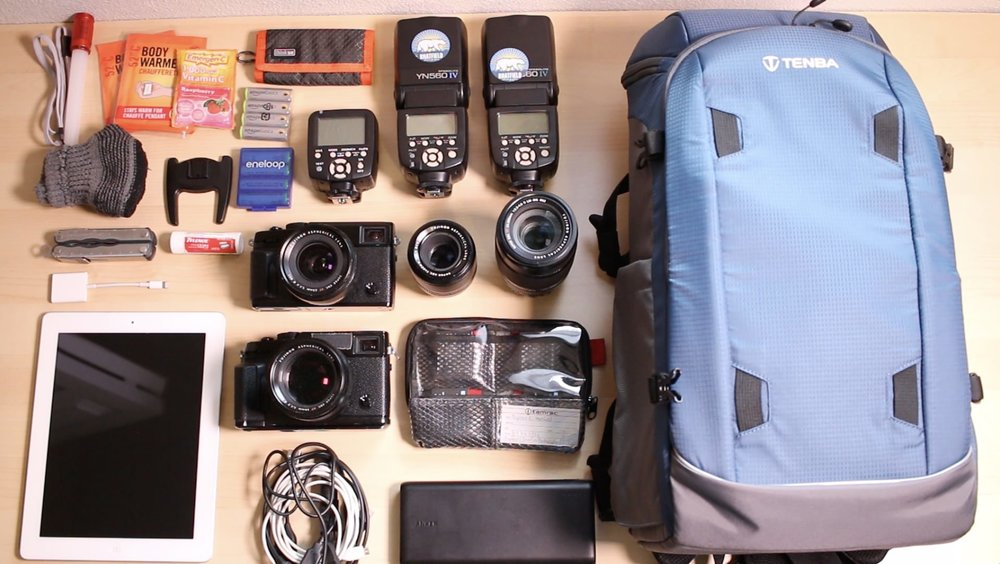 Tenba Solstice Camera Gear