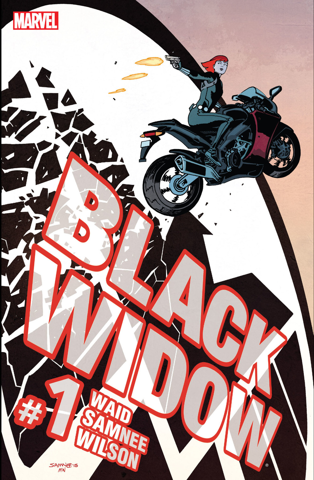 Black Widow # 1 - Anatomy of Action — D-Train