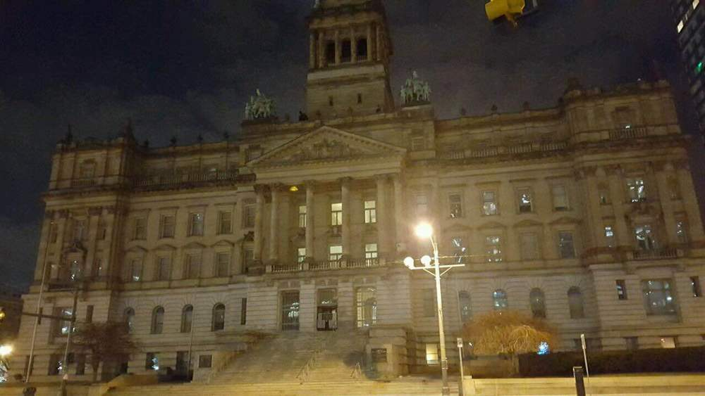Wayne County Building, Detroit