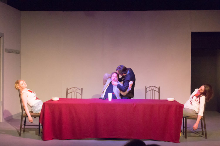 The Table — The Living Room Theatre