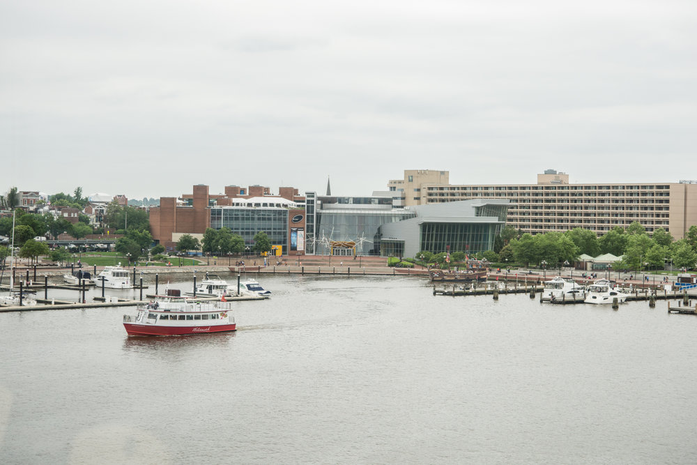 Baltimore Inner Harbor and National Aquarium (c) My3GirlsPhotography May 2017-32.jpg