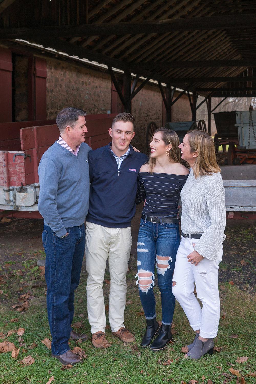 Hartey family