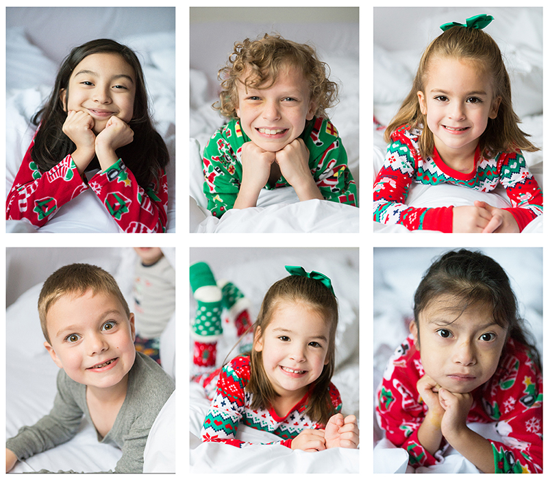 "just some of the many cuties that came to our ""Milk-n-Cookies in Bed"" fundraiser for the internationally acclaimed Children's Hospital of Philadelphia"