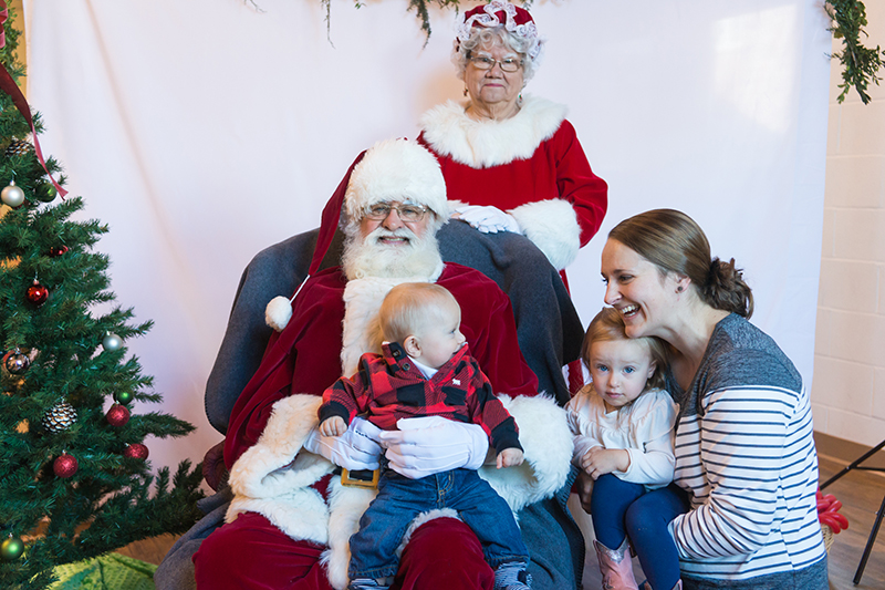 ~ Breakfast with Santa ~ Fundraising event for Robeson Lutheran Preschool