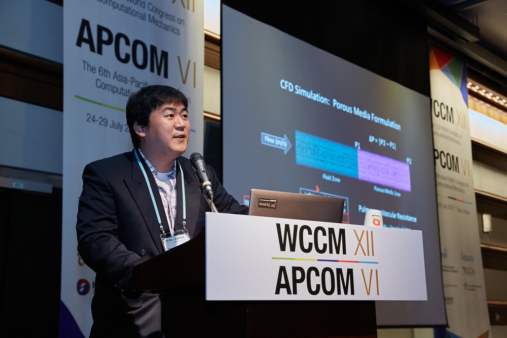 WCCM/APCOM 2016 in Seoul Korea