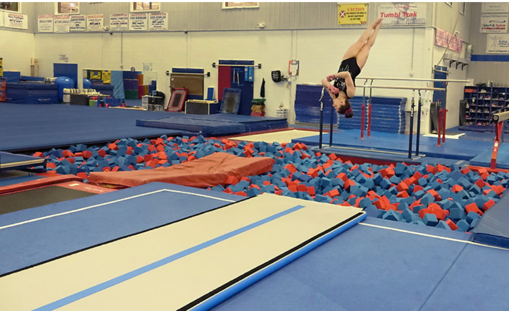 Tumbling-Air-floor-take-off
