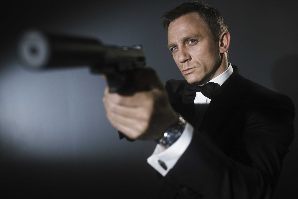 Daniel Craig - Bad Ass Motherfucker
