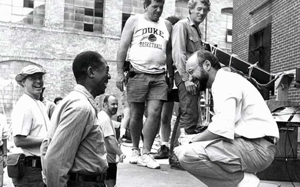 Morgan-Freeman-and-Frank-Darabont-sharing-a-laugh-on-the-set-of-The-Shawshank-Redemption.jpg