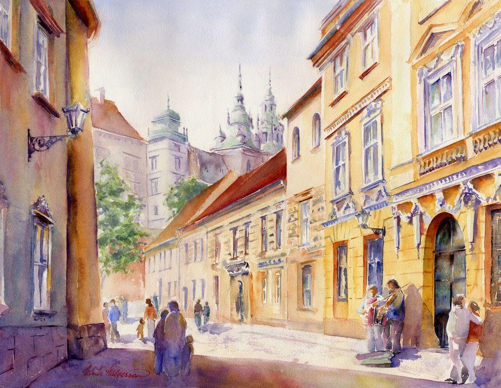 Ulice Kanonicza