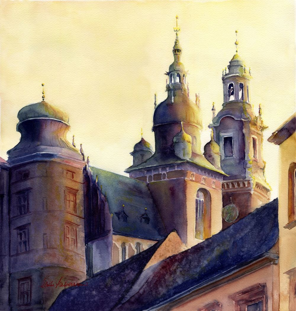 The Splendor of Krakow
