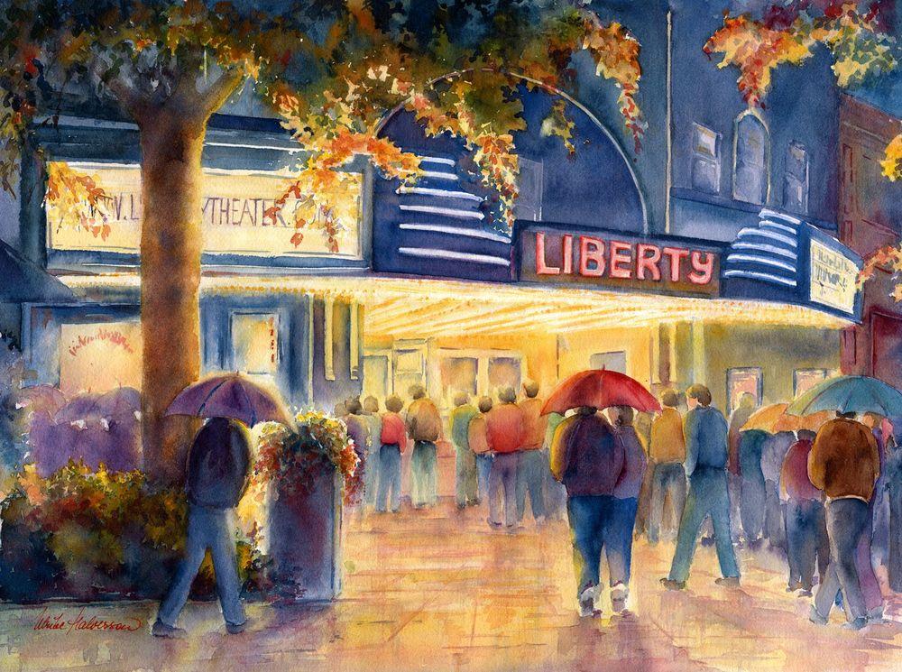 An Evening at the Liberty