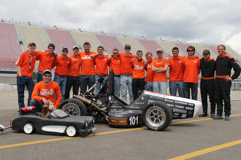 CUFSAE 2013-14 and Tiger16