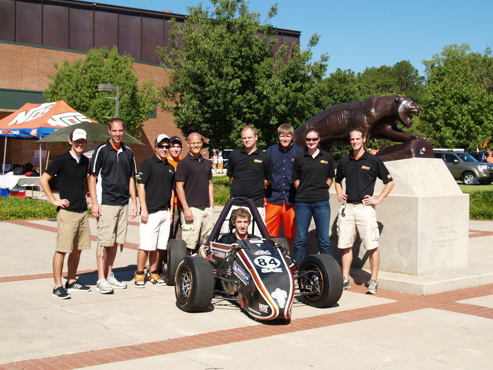 CUFSAE 2010-11 and Tiger13