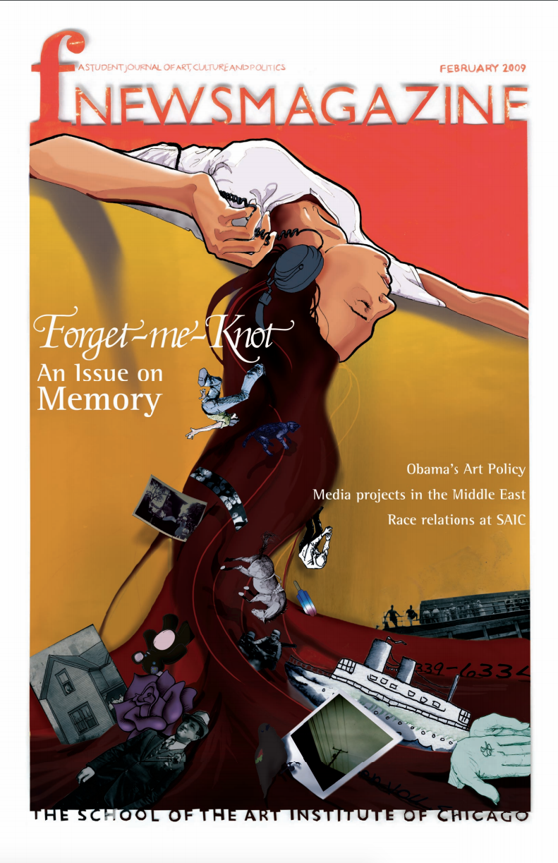 """Memory Issue"" cover"