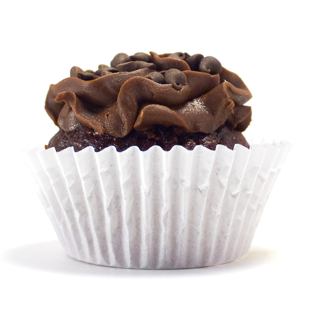 Triple Chocolate Delight Cupcakes — Decadent Delights