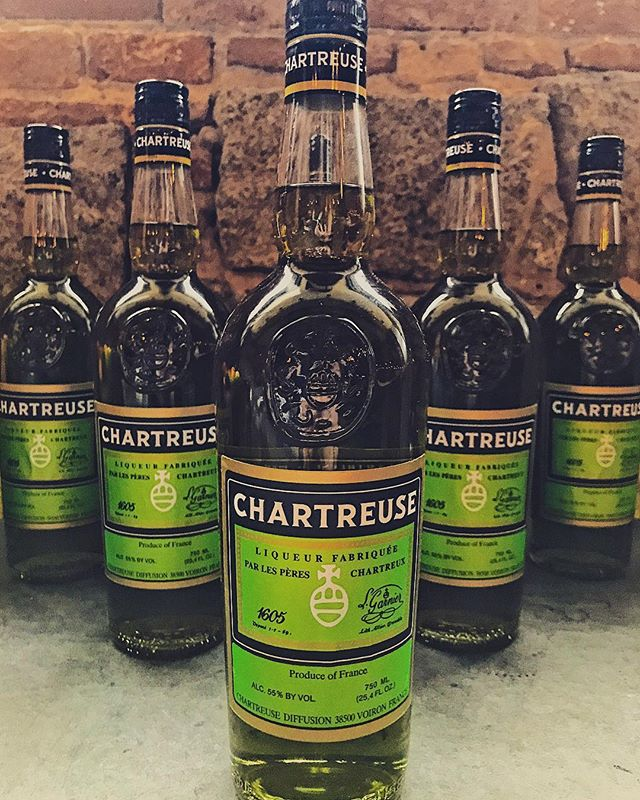 Today, the 16th of May, is World Chartreuse Day and we'd love you to come celebrate with us tonight at Drink! • • • • #worldchartreuseday #chartreuse #1605 #elixiroflife