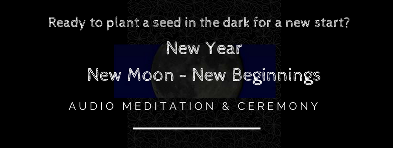 New Year - New Moon - New Beginnings Ceremony - End the year well. Join me in the ceremony http://rebelrevnet.teachable.com/p/new-moon-new-beginnings-ceremony