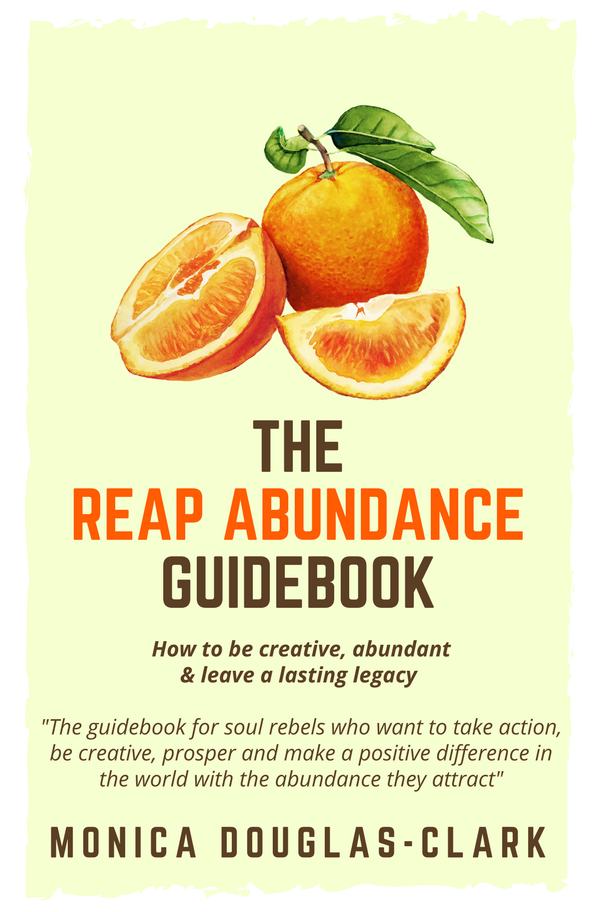 Monica Douglas-Clark The Reap Abundance Guidebook