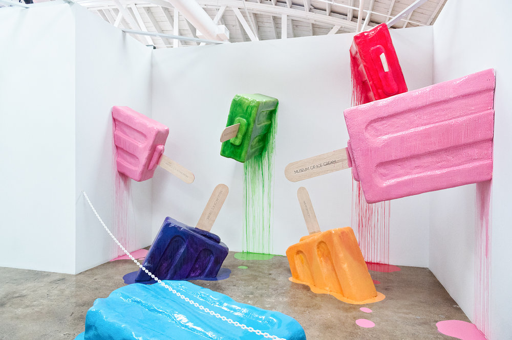 ©DiscoverDTLA | Gianina Ferreyra | Museum of Ice Cream