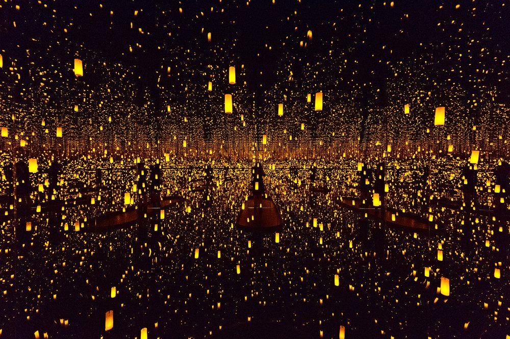 ©DiscoverDTLA | Gianina Ferreyra | Yayoi Kusama | The Broad
