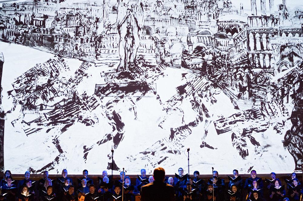DiscoverDTLA | Gianina Ferreryra | LA Master Chorale | Kevork Mourad