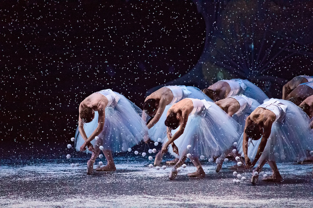 The Nutcracker  at The Music Center with Miami City Ballet.