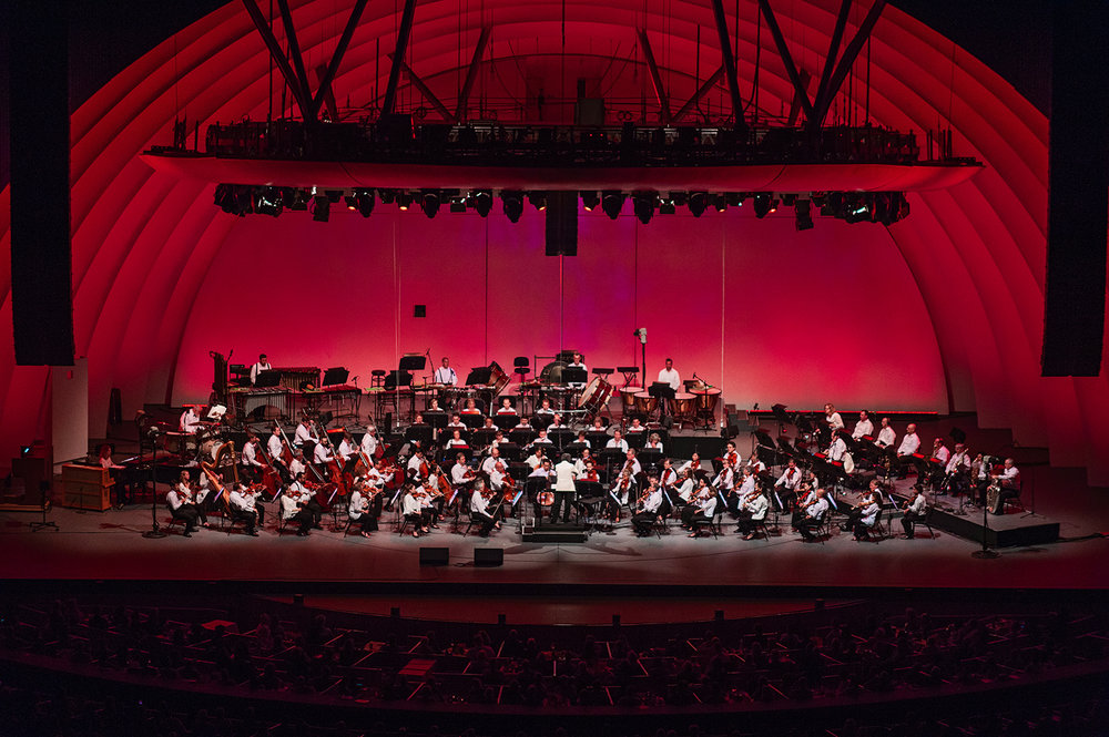 DiscoverDTLA | LA Phil | Hollywood Bowl | Gianina Ferreyra