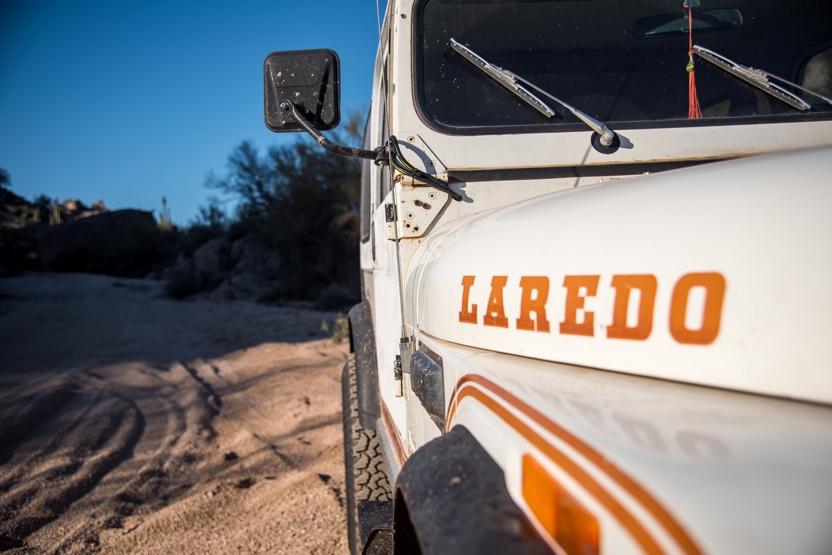 1983 Jeep CJ-7 Laredo