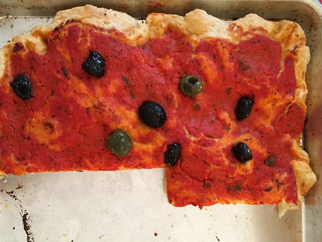 Adventures in pizza making. #00flour #pizzaamano #napoletan