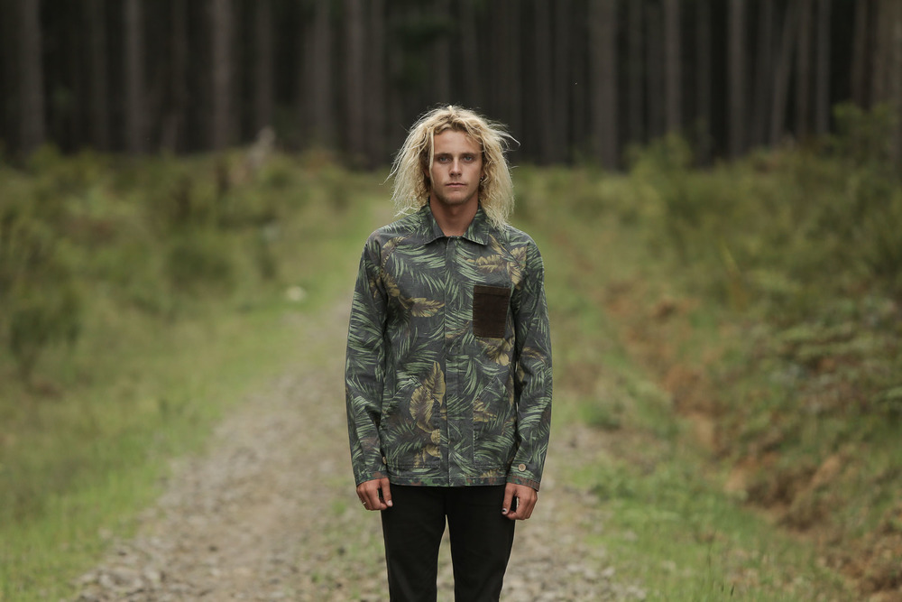 Creed McTaggart for Billabong