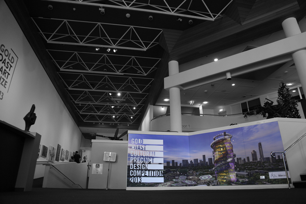 Exhibition design by Art-Work Agency, Graphic Design Gold Coast